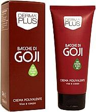 Парфюми, Парфюмерия, козметика Крем за лице и тяло - Derma Plus Goji Berries Line Multipurpose Cream