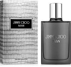 Парфюми, Парфюмерия, козметика Jimmy Choo Jimmy Choo Man - Тоалетна вода ( мини )