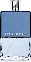 Парфюмерия и Козметика Armand Basi L'Eau Pour Homme - Тоалетна вода