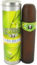 Парфюмерия и Козметика Cuba Brazil - Тоалетна вода