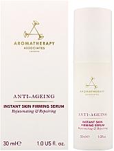 Парфюмерия и Козметика Укрепващ антистареещ серум за лице - Aromatherapy Anti-Ageing Instant Skin Firming Serum