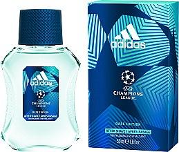 Парфюмерия и Козметика Adidas UEFA Champions League Dare Edition - Лосион за след бръснене