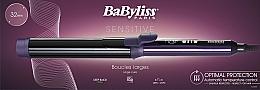 Парфюмерия и Козметика Маша за коса, 32 мм, лилава - BaByliss C632E