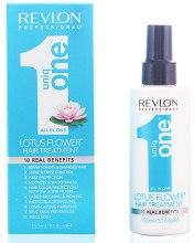 Парфюми, Парфюмерия, козметика Спрей- маска за коса - Revlon Revlon Professional Uniq One Lotus Flower Hair Treatment