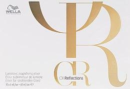 Парфюмерия и Козметика Есенция за интензивен блясък на косата - Wella Professionals Oil Reflections Serum