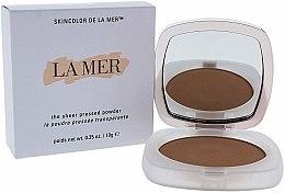 Парфюмерия и Козметика Пудра за лице - La Mer The Sheer Pressed Powder