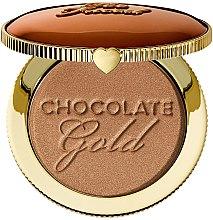 Парфюми, Парфюмерия, козметика Бронзант за лице - Too Faced Chocolate Gold Soleil Bronzer