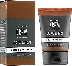 Парфюмерия и Козметика Охлаждащ крем за бръснене - American Crew Acumen Cooling Shave Cream