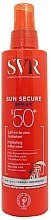 Парфюми, Парфюмерия, козметика Слънцезащитен спрей мляко - SVR Sun Secure Spray Milky Mist SPF50+