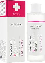 Парфюмерия и Козметика Освежаващ тоник за проблемна кожа - Missha Near Skin Trouble Cut Fresh Toner