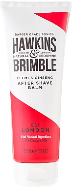 Балсам след бръснене - Hawkins & Brimble Elemi & Ginseng Post Shave Balm — снимка N2