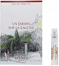 Парфюми, Парфюмерия, козметика Hermes Un Jardin Sur La Lagune - Тоалетна вода (мостра)