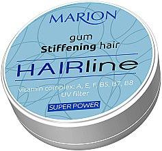 Парфюми, Парфюмерия, козметика Каучук за фиксиране на прическата - Marion Hair Line Stiffening Gum