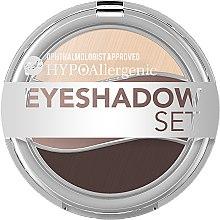 Парфюмерия и Козметика Комплект сенки за очи - Bell Hypo Allergenic Eyeshadow Set