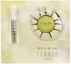 Парфюми, Парфюмерия, козметика Feraud Soleil de Jade - Парфюмна вода (мостра)