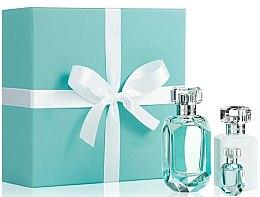 Парфюми, Парфюмерия, козметика Tiffany & Co Intense - Комплект (парф. вода/75ml + парф. вода/5ml + лосион за тяло/100ml)