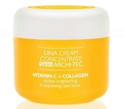 Парфюмерия и Козметика Крем за лице - Dermo Pharma Cream Skin Archi-Tec Vitamin C + Kolagen