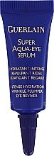 Комплект за лице - Guerlain Super Aqua Serum Set (серум/50ml + околоочен серум/5ml + маска/1бр + лосион/15ml) — снимка N8