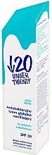 Парфюми, Парфюмерия, козметика Антибактериален крем за лице - Under Twenty Anti Acne