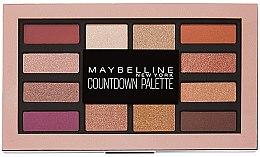 Парфюми, Парфюмерия, козметика Палитра сенки за очи - Maybelline Countdown Palette