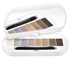 Парфюми, Парфюмерия, козметика Палитра сенки - Bourjois Eyeshadow Palette Les Nudes