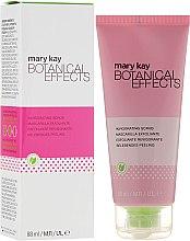 Парфюмерия и Козметика Тонизиращ скраб за лице - Mary Kay Botanical Effects Scrub
