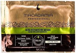 Парфюми, Парфюмерия, козметика Ултра хидратираща маска за коса - Macadamia Natural Oil Ultra Rich Moisture Masque (пробник)