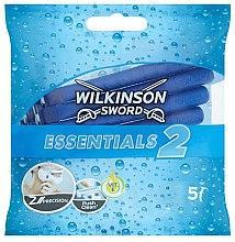 Парфюмерия и Козметика Комплект самобръсначки - Wilkinson Sword Essentials 2