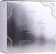 Парфюмерия и Козметика Комплект грижа за лице - Matis Reponse Preventive White Gold (ser/30ml + cr/50ml)