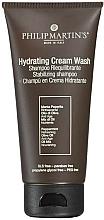 Парфюми, Парфюмерия, козметика Хидратиращ крем-шампоан за коса - Philip Martin's Hydrating Cream Wash
