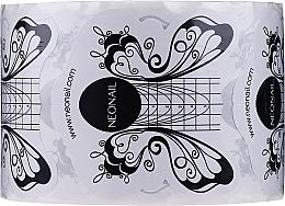 """Парфюмерия и Козметика Шаблони за ноктопластика """"Пеперуди"""" - NeoNail Professional"""