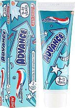 Парфюмерия и Козметика Детска паста за зъби - Aquafresh Advance