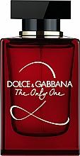 Парфюмерия и Козметика Dolce&Gabbana The Only One 2 - Парфюмна вода