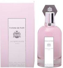 Парфюмерия и Козметика Jacques Fath La Femme de Fath - Парфюмна вода