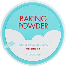 Парфюмерия и Козметика Почистващ крем за лице със сода - Etude House Baking Powder Pore Cleansing Cream