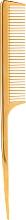 Парфюмерия и Козметика Професионален гребен за тупиране - Balmain Paris Hair Couture Golden Tail Comb