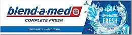 Парфюми, Парфюмерия, козметика Паста за зъби - Blend-a-med Complete Fresh Long Lasting Fresh