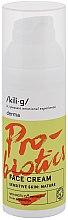 Парфюмерия и Козметика Крем за старееща и чувствителна кожа - Kili·g Derma Face Cream Sensitive Skin Mature