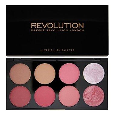 Палитра ружове - Makeup Revolution
