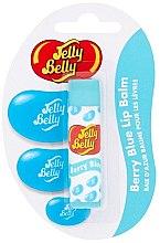 Парфюмерия и Козметика Балсам за устни - Jelly Belly Berry Blue Lip Balm