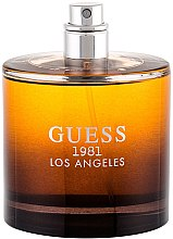Парфюмерия и Козметика Guess 1981 Los Angeles Men - Тоалетна вода (тестер без капачка)