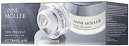 Парфюми, Парфюмерия, козметика Комплект - Anne Moller Time Prevent (крем за лице/50ml + крем за лице/15ml)
