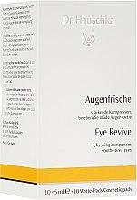 Парфюмерия и Козметика Ампули против уморени очи - Dr. Hauschka Eye Revive
