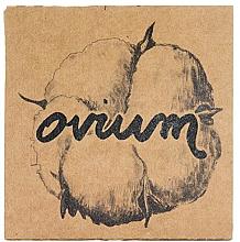 Парфюмерия и Козметика Многократни тампони за премахване на грим - Ovium