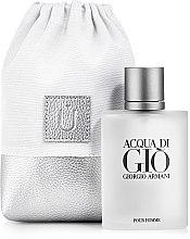 """Парфюмерия и Козметика Подаръчна чанта за парфюм, бяла """"Perfume Dress"""" - MakeUp"""