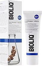 Парфюмерия и Козметика Подхранващ нощен крем с лифтинг ефект - Bioliq 55+ Lifting And Nourishing Night Cream