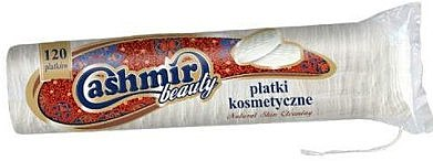 Козметични памучни тампони, 120 бр. - Cashmir — снимка N1