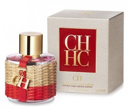 Парфюми, Парфюмерия, козметика Carolina Herrera CH Central Park Limited Edition - Тоалетна вода