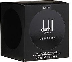 Парфюмерия и Козметика Alfred Dunhill Century - Парфюмна вода (тестер с капачка)