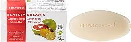 Парфюмерия и Козметика Детоксикиращ сапун - Bentley Organic Body Care Detoxifying Soap Bar